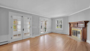 Parlor French Doors
