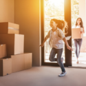 MOVING WITH KIDS  & 4 Simple Steps to Survive